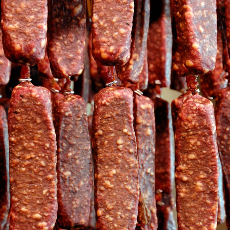 Fleisch Und Wurstwaren
